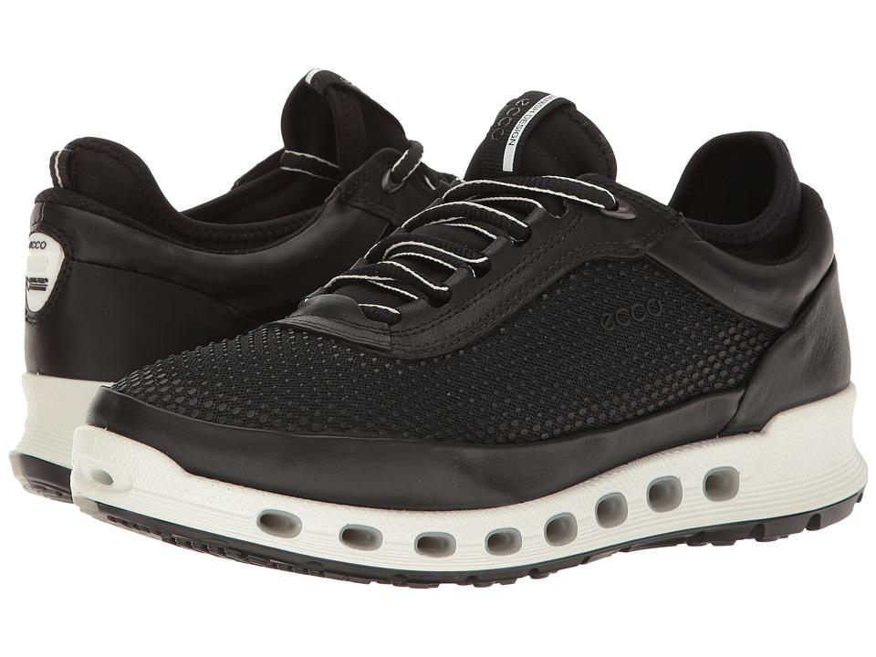 ECCO Sport Cool 2.0 Gore-Tex Textile (Black/Black) Women