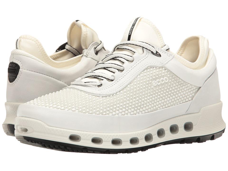 ECCO Sport Cool 2.0 Gore-Tex Textile (White/White) Women