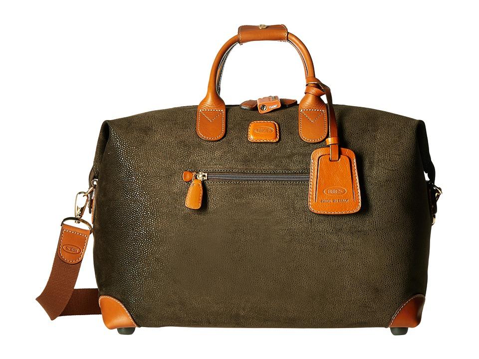 Bric's Milano - Life - 18 Cargo Duffel (Olive) Duffel Bags