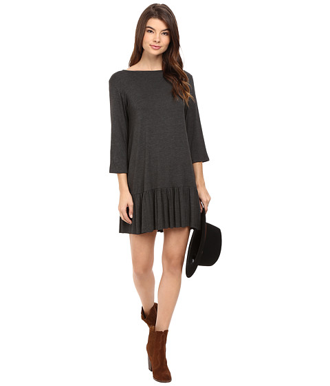 Clayton Betsey Dress - Charcoal