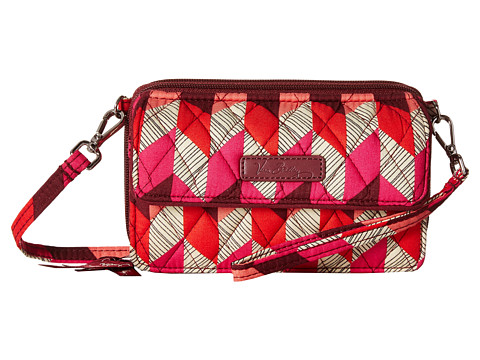 Vera Bradley All in One Crossbody for iPhone 6+ - Bohemian Chevron
