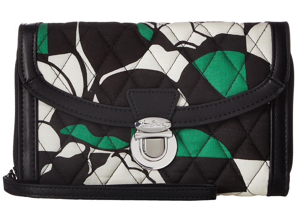 Vera Bradley - Ultimate Wristlet (Imperial Rose) Clutch Handbags
