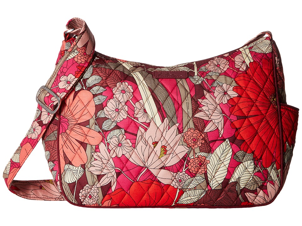 Vera Bradley - On the Go (Bohemian Blooms) Cross Body Handbags