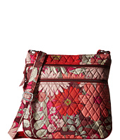 Vera Bradley - Keep Charged Triple Zip Hipster