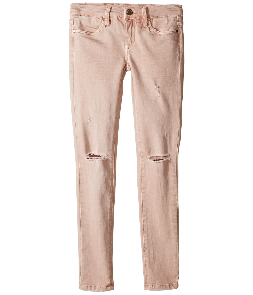 Blank NYC Kids - Blush Pink Ripped Denim Skinny in Don't Blink Pink
