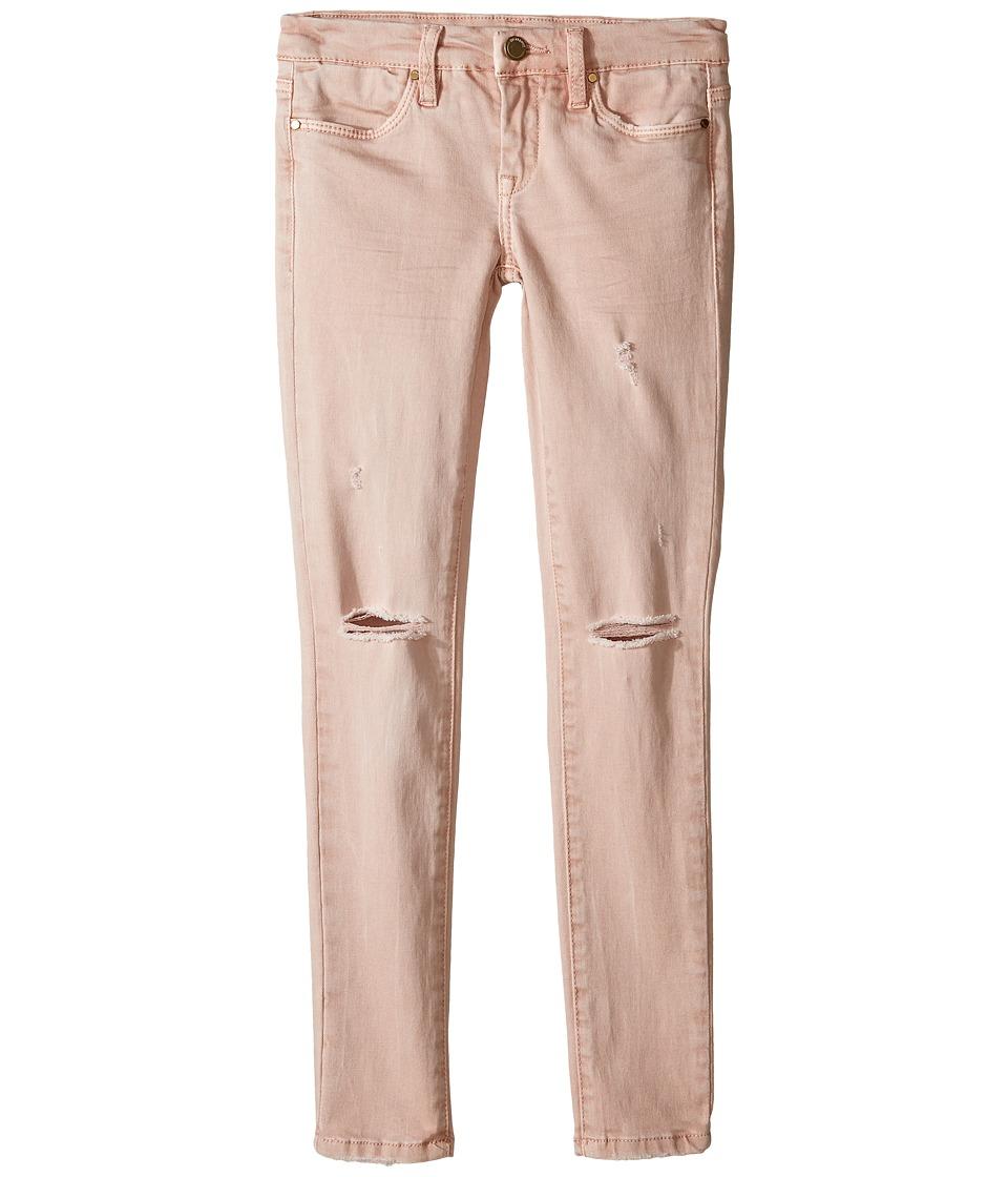 Blank NYC Kids Blush Pink Ripped Denim Skinny in Don
