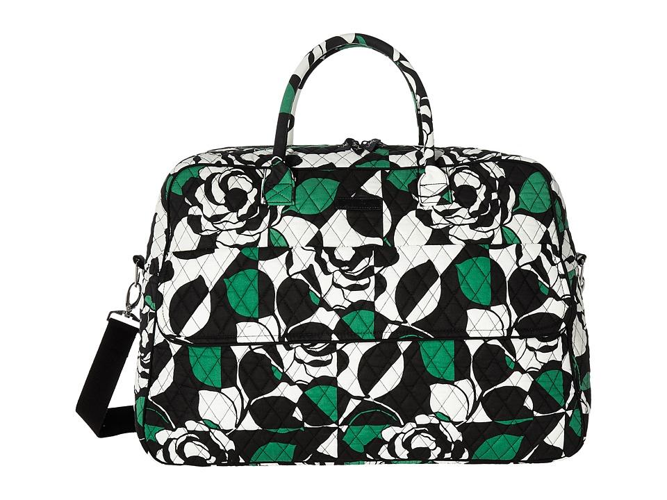 Vera Bradley Luggage Grand Traveler (Imperial Rose) Duffel Bags