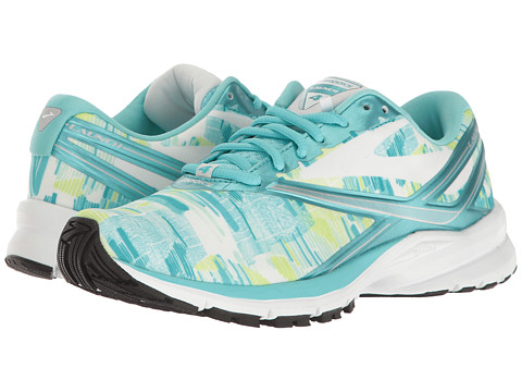 Brooks Launch 4 - Kasbah Blue Radiance/White