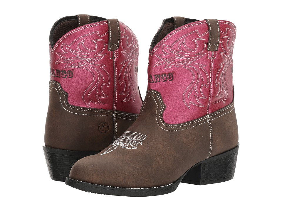 Durango Kids - Lil' Outlaw 6 Western Pink