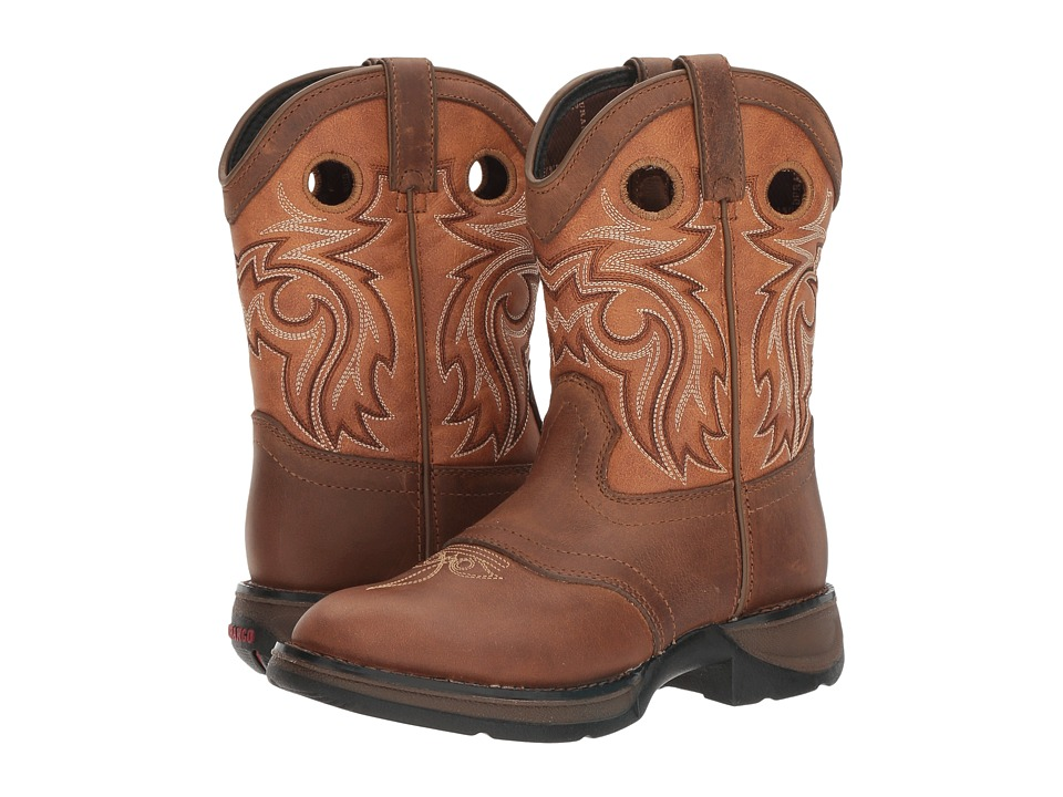 Durango Kids - Lil' Rebel 8 Saddle Boot