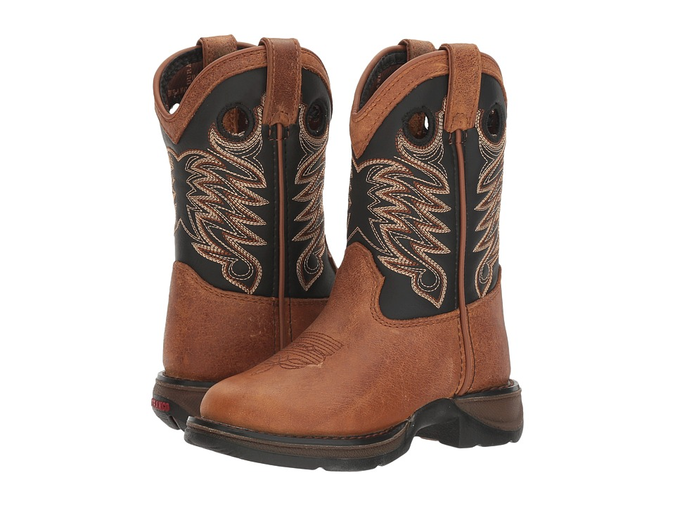 Durango Kids - Lil' Rebel 8 Saddle Boot