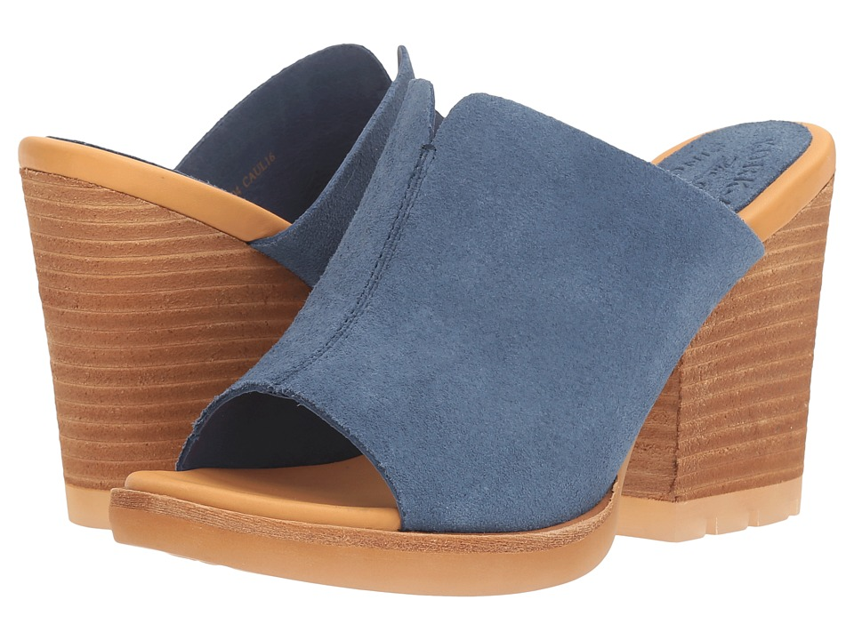 Kork-Ease Lawton (Dark Blue Suede) Women