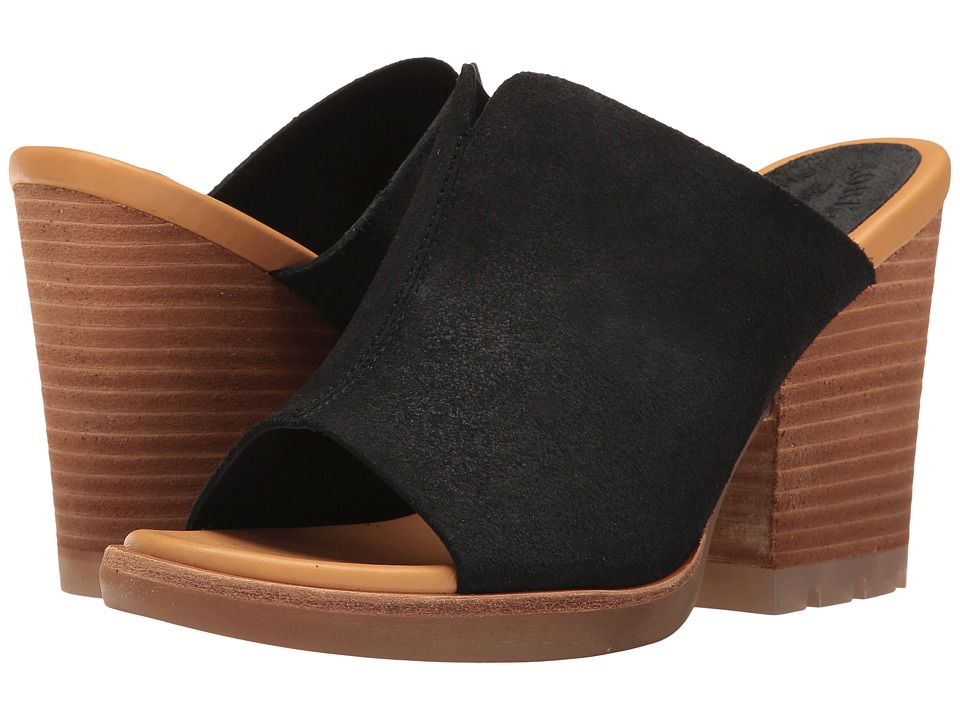 Kork-Ease Lawton (Black Suede) Women