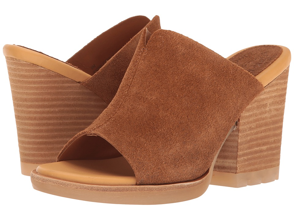 Kork-Ease Lawton (Brown Suede) Women