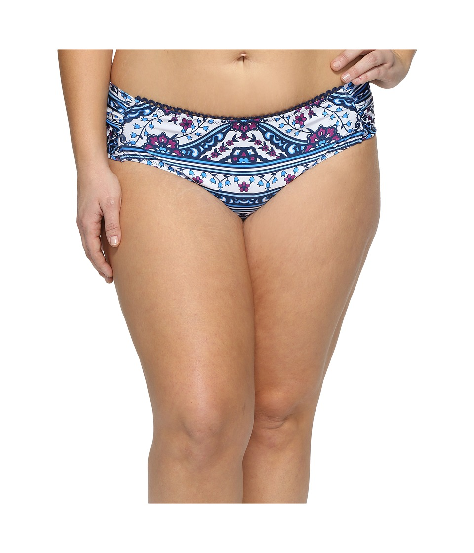 BECCA by Rebecca Virtue Plus Size Inspired Hipster Bottoms (Multi) Women