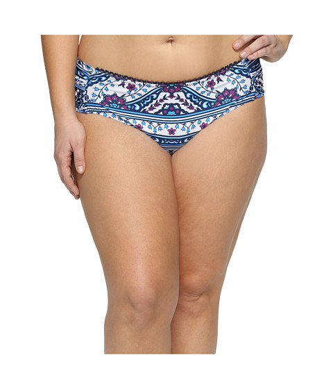 BECCA by Rebecca Virtue Plus Size Inspired Hipster Bottoms - Multi