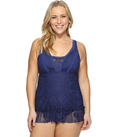 BECCA by Rebecca Virtue - Plus Size Prairie Rose One-Piece