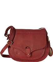 Born - Cody Zip Top Saddle Bag