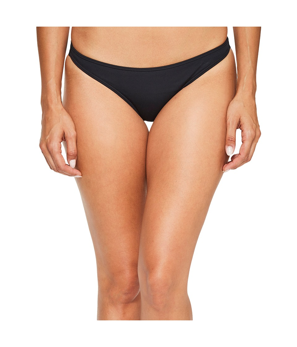 Rip Curl Classic Surf Full Bikini Bottom (Black) Women