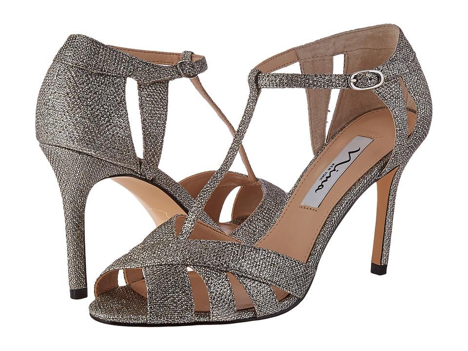 Nina Ricarda (Steel) High Heels