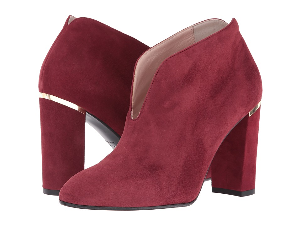 Kate Spade New York - Dillon (Red Chestnut Kid Suede) Women