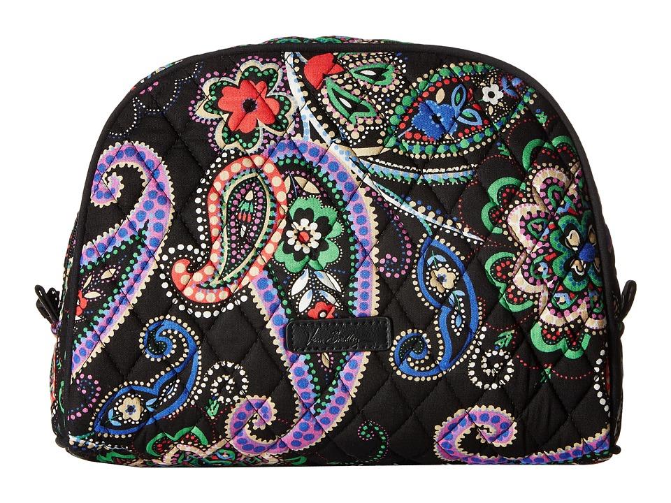 Vera Bradley Large Zip Cosmetic (Kiev Paisley) Cosmetic Case