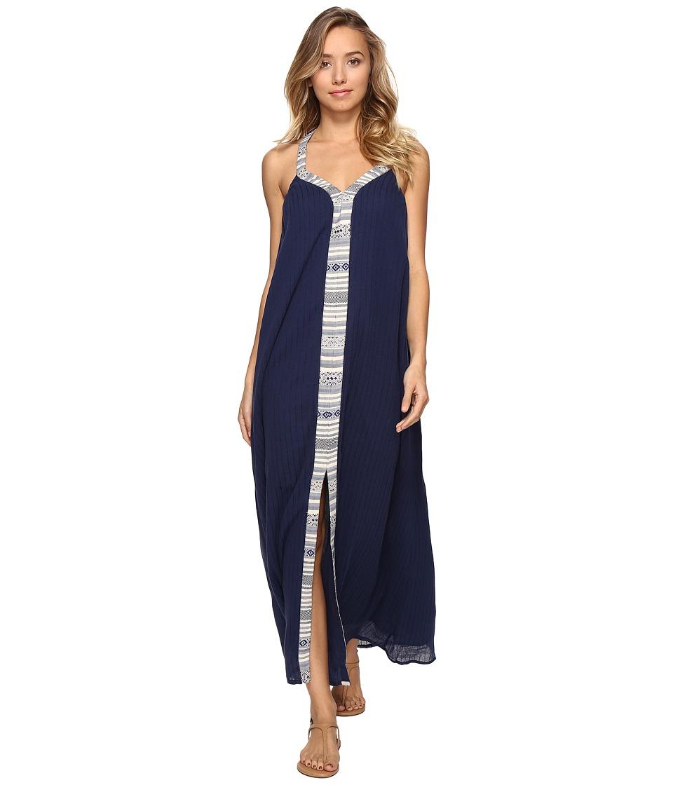 Rip Curl Sun Gypsy Maxi Dress (Navy) Women