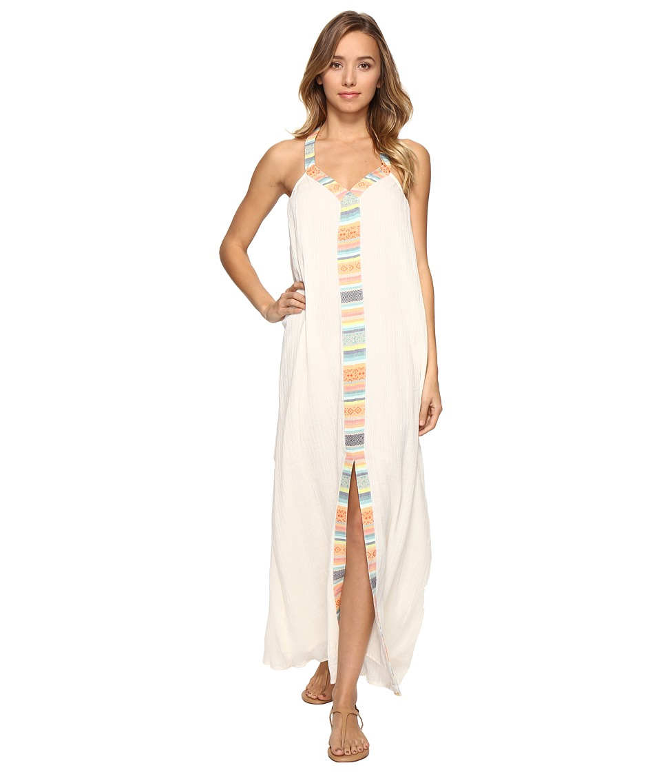 Rip Curl Sun Gypsy Maxi Dress (Vanilla) Women