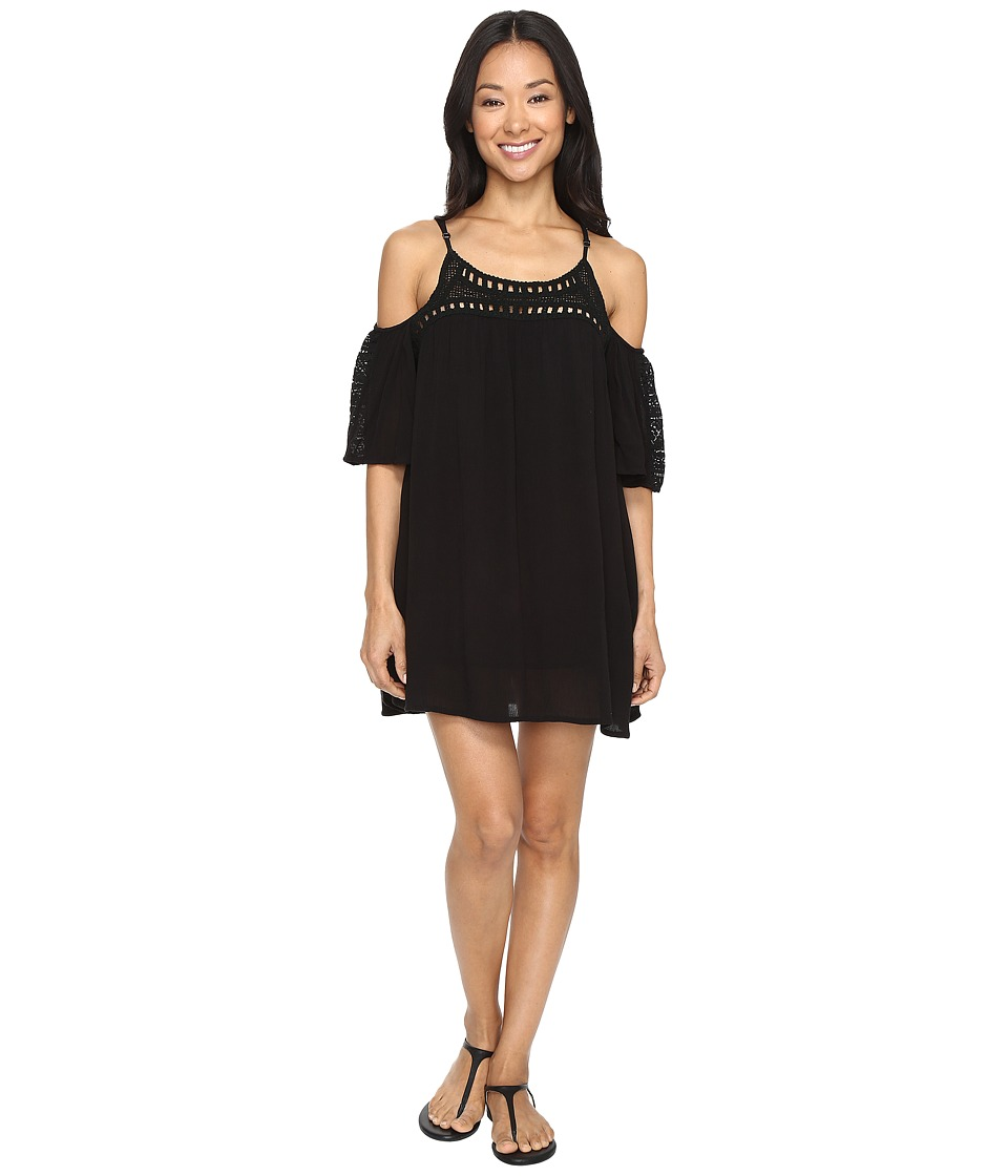 Rip Curl Amorosa Dress (Black) Women