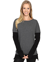 Blanc Noir - Crossback Sweatshirt