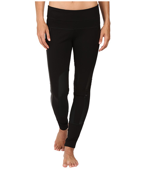 Blanc Noir Performance Mesh Paneled Leggings