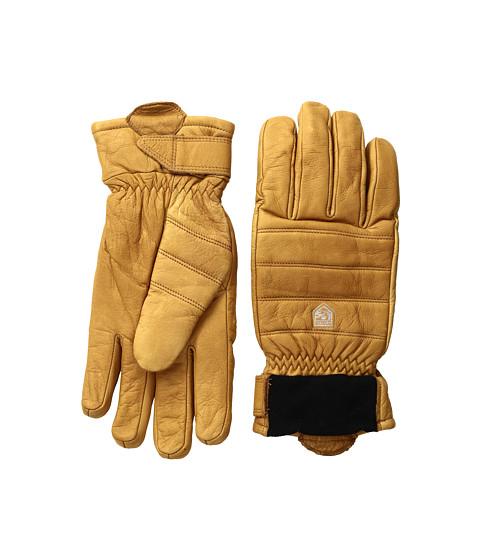 Hestra Alpine Leather Primaloft - Cork