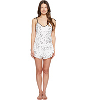 Kate Spade New York - Confetti Dot Charmeuse Romper