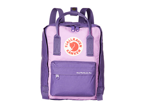 Fjällräven Save the Arctic Fox Kånken Mini - Purple/Orchid