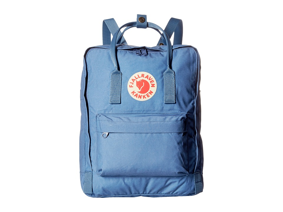 Fjallraven - Kanken (Blue Ridge) Backpack Bags