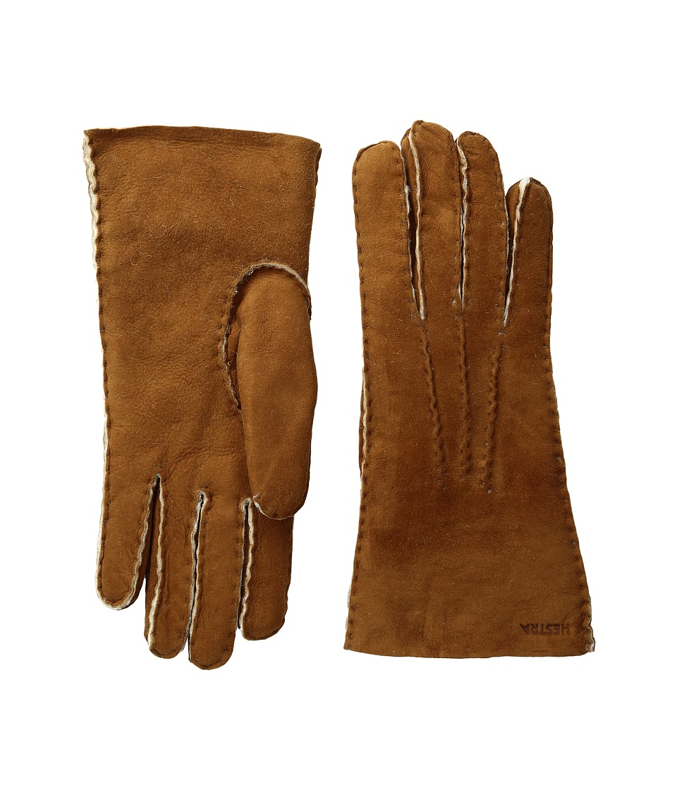 Hestra Sheepskin Gloves (Cork) Ski Gloves