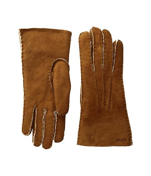 Hestra Sheepskin Gloves - Cork