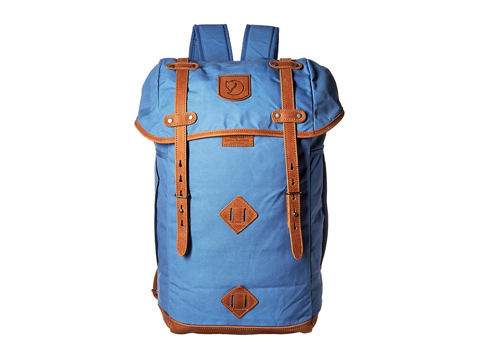 Fjallraven - Rucksack No. 21 Large (Blue Ridge) Backpack Bags