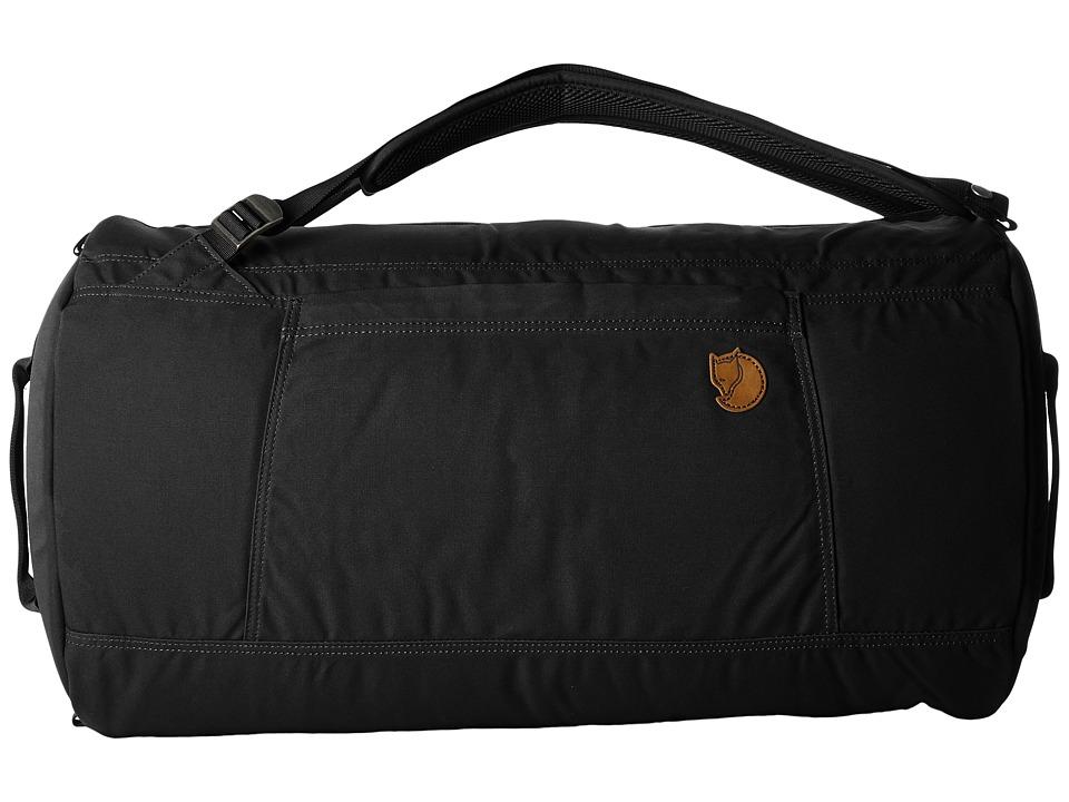 Fjallraven - Splitpack Large (Black) Backpack Bags