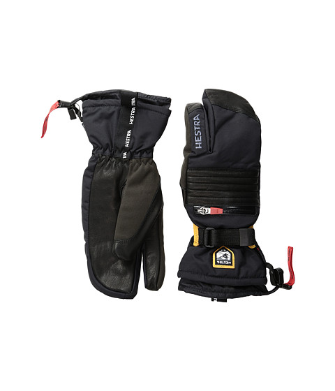 Hestra All Mountain Czone 3-Finger - Black