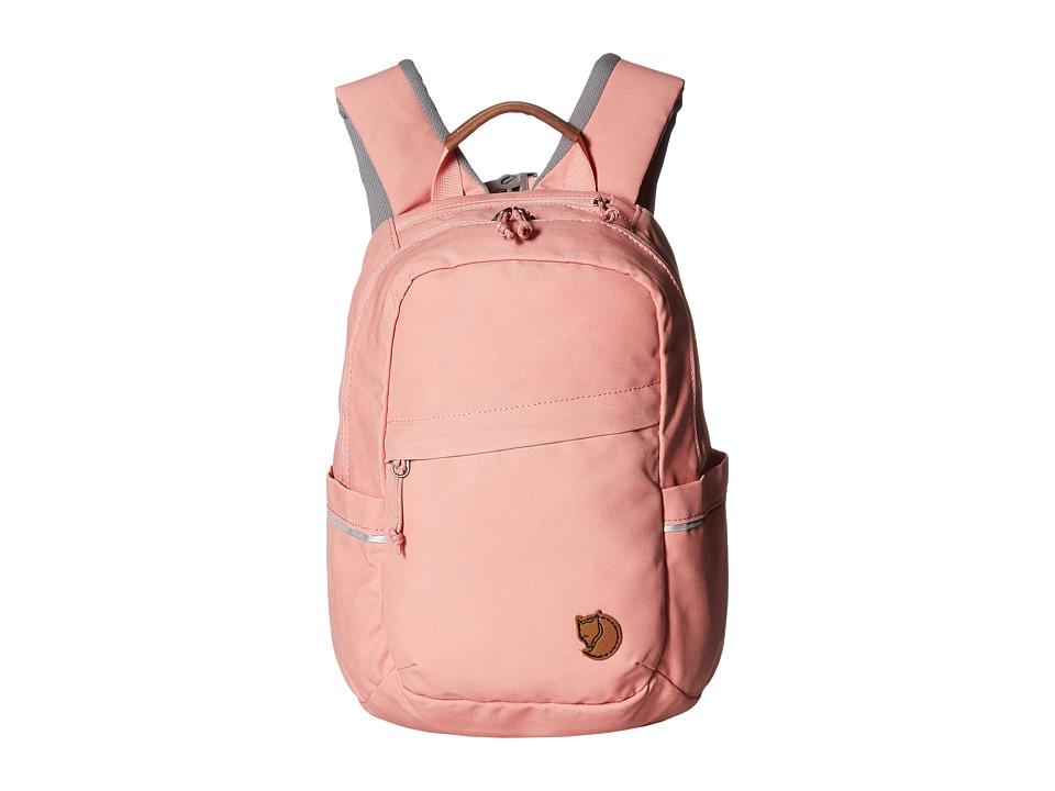 Fjallraven - Raven Mini Backpack (Pink) Bags