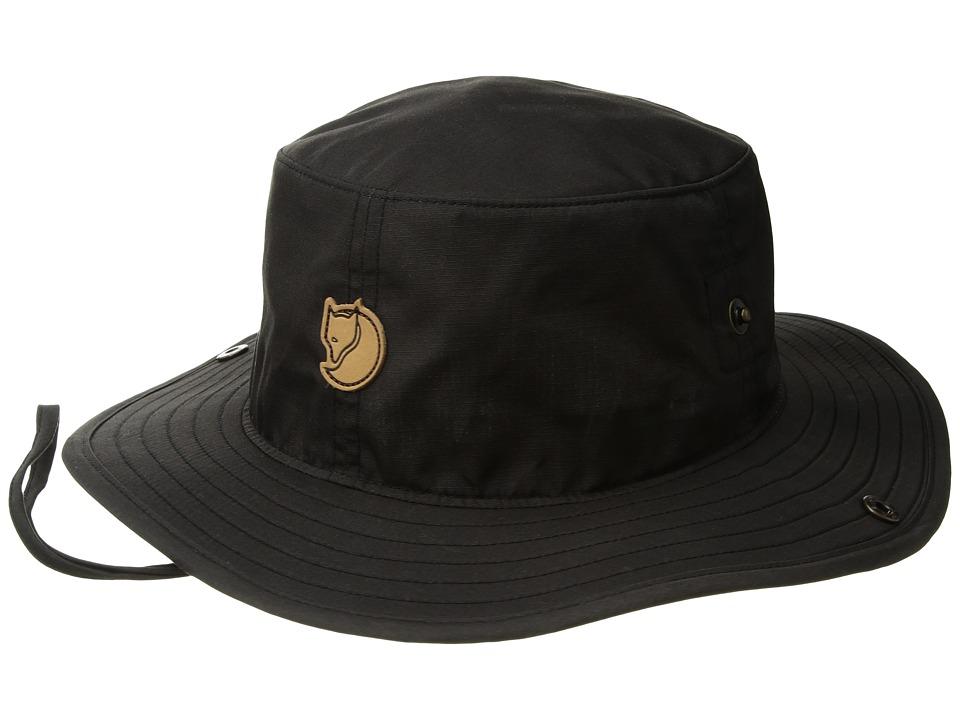 Fjallraven - Abisko Summer Hat (Dark Grey) Caps