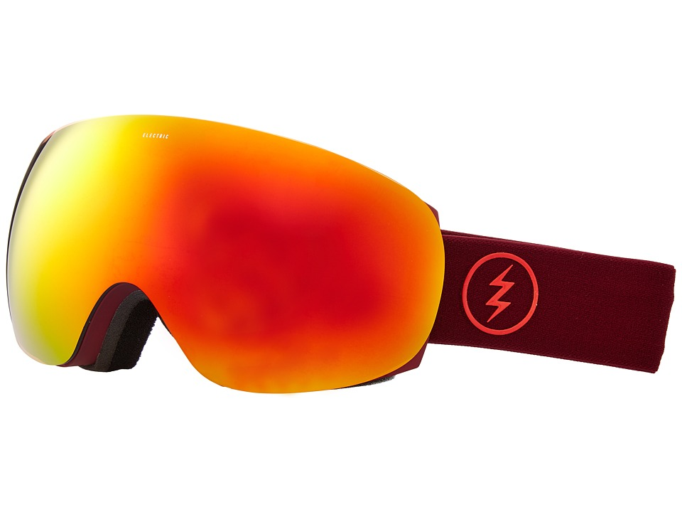 Electric EG3.5 (Exblood/Brose/Red Chrome) Goggles