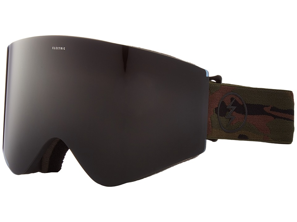 Electric Eyewear - EGX (Dark Camo/Jet Black) Goggles