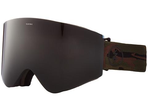 Electric Eyewear EGX - Dark Camo/Jet Black
