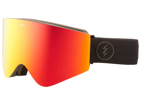 Electric Eyewear EGX - Matte Black/Brose/Red Chrome