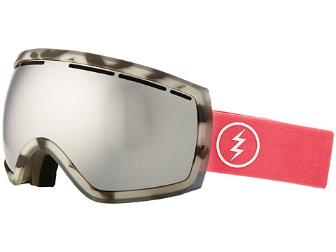 Electric Eyewear EG2 - Pink Tort/Brose/Silver Chrome