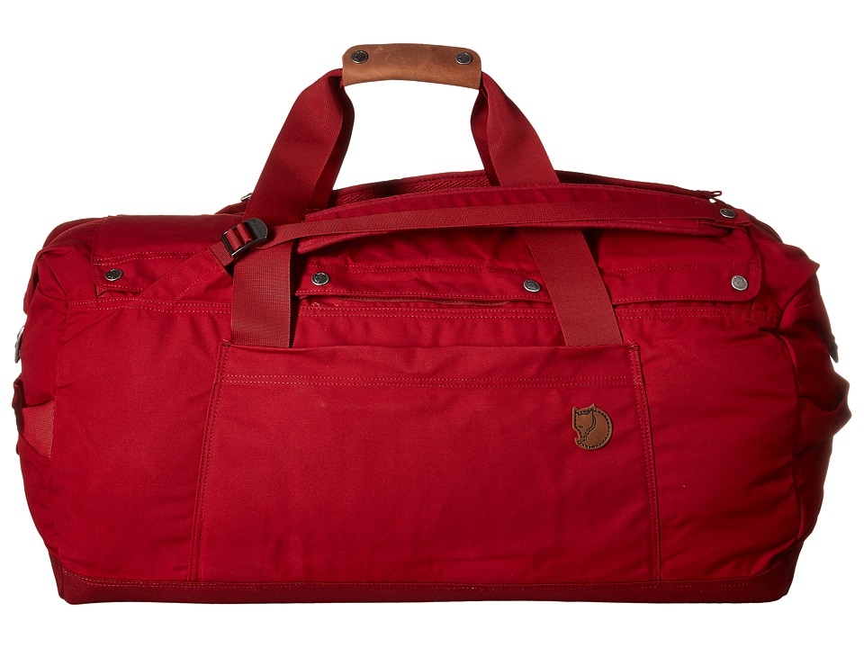 Fjallraven - Duffel No.6 Medium (Redwood) Bags