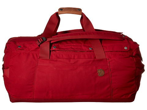 Fjällräven Duffel No.6 Medium - Redwood