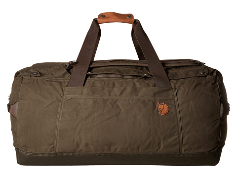 Fjällräven Duffel No.6 Medium - Dark Olive